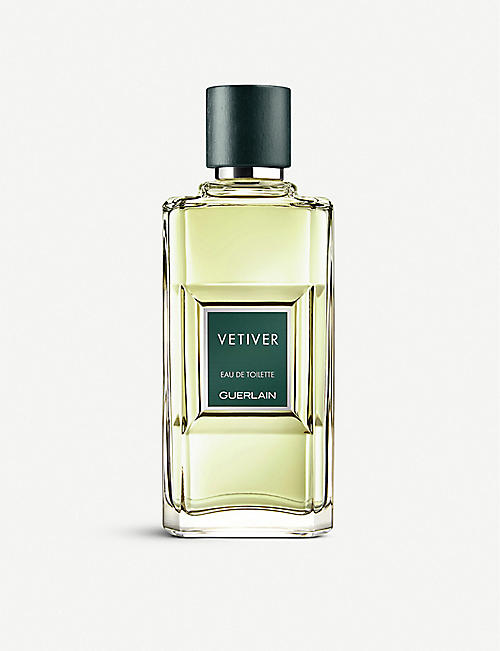 GUERLAIN Vetiver eau de toilette spray 100ml