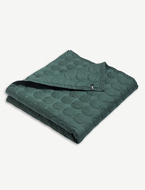 HAY Mega Dot cotton throw 245cm x 235cm