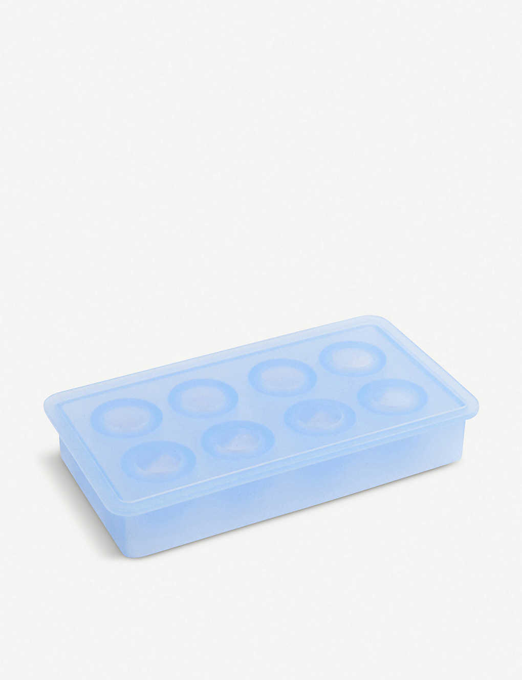 HAY: Silicone ice cube tray 11cm x 20cm