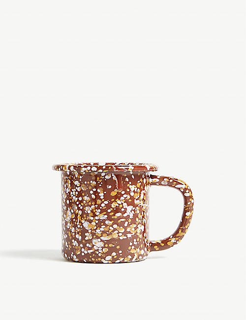 8edf1d9feca HAY Speckled enamel mug · HAY Speckled enamel mug · Quick Shop