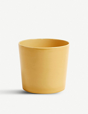 HAY Botanical Family extra large ceramic pot 20cm