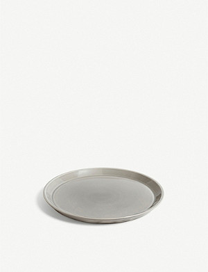 HAY Botanical Family extra large ceramic saucer 22cm