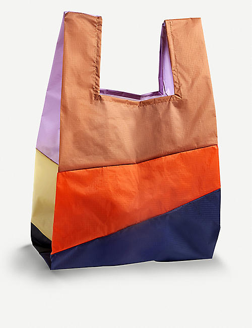 HAY Six Colour no. 4 nylon bag