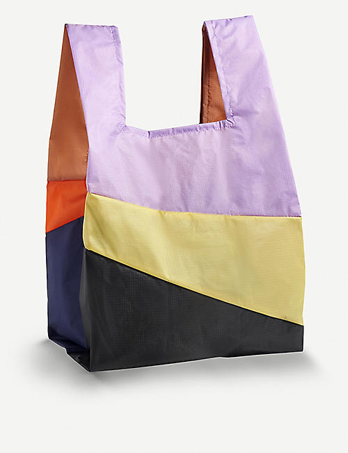 HAY: Six Colour no. 4 nylon bag
