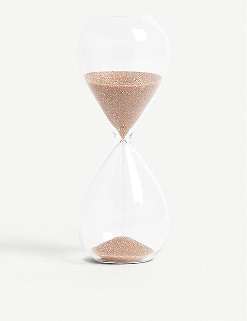 7d1bc1f6f6f3 HAY Time three-minute hourglass timer 9cm
