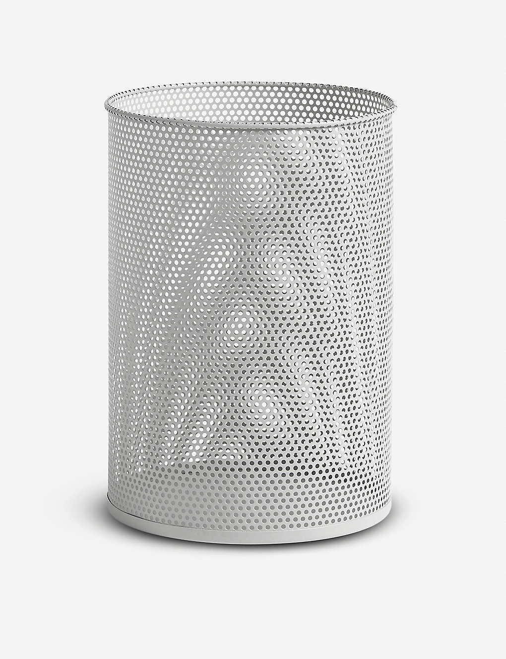 HAY: Perforated iron bin 44cm