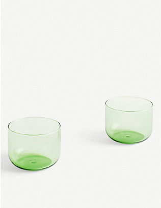HAY: Tint glass 200ml set of two