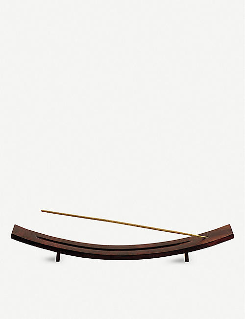 ESTEBAN Wooden incense holder