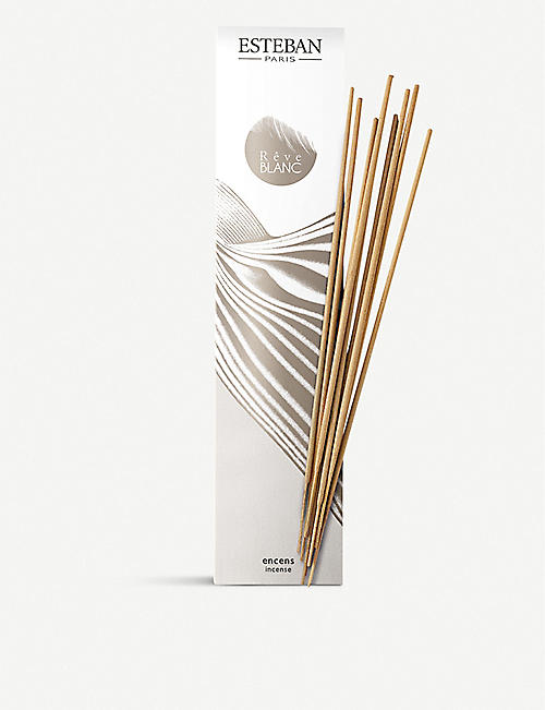 ESTEBAN Reve Blanc bamboo sticks