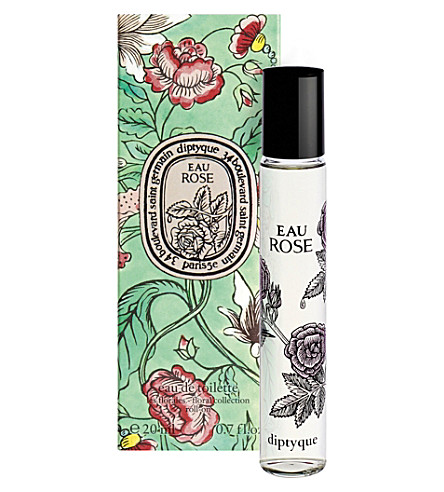 de09e302b36b DIPTYQUE - Eau Rose roll-on eau de toilette 20ml