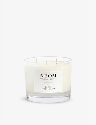 NEOM: Happiness home candle 420g