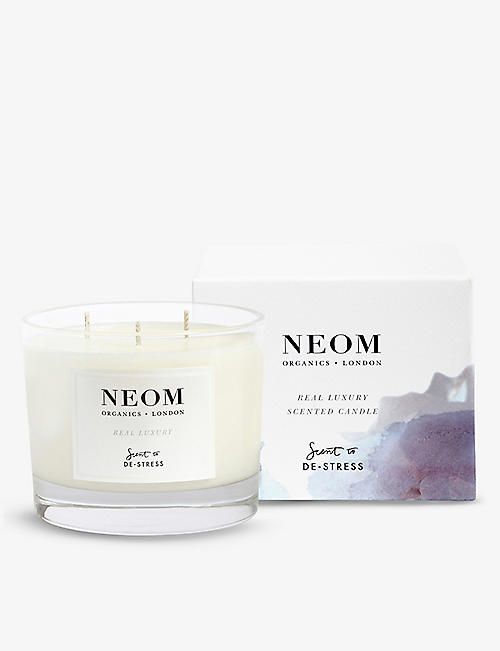 NEOM LUXURY ORGANICS Real Luxury home candle