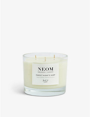 NEOM: Perfect Night's Sleep scented candle 420g