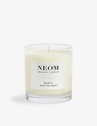 NEOM: Happiness standard candle