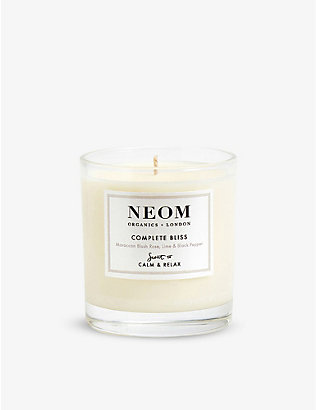 NEOM:Complete bliss 标准香薰蜡烛