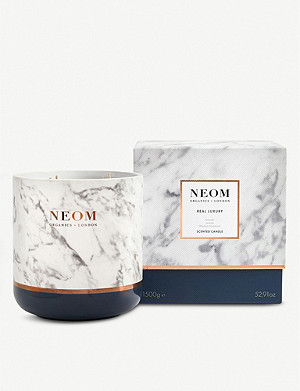 NEOM LUXURY ORGANICS Real Luxury Scented Candle 1500g