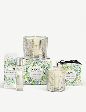 NEOM LUXURY ORGANICS Precious Moment scented candle 185g