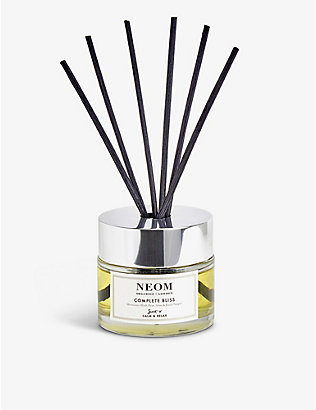 NEOM: Complete Bliss reed diffuser 100ml