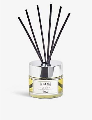 NEOM: Real Luxury reed diffuser 100ml