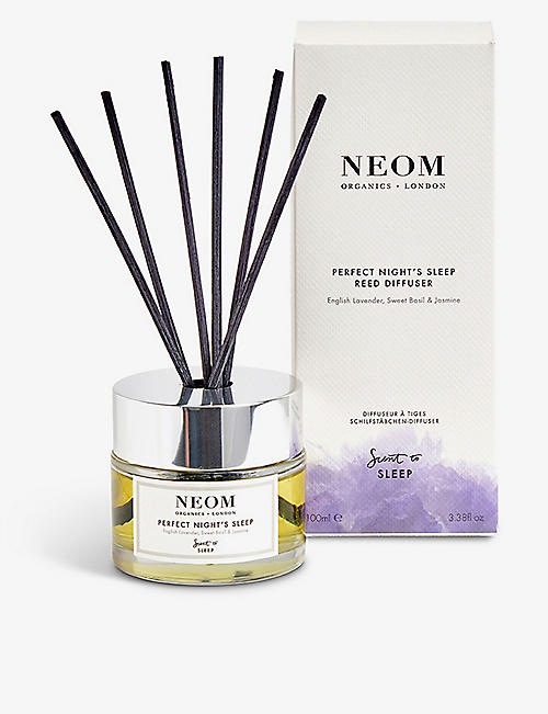 NEOM LUXURY ORGANICS Tranquility reed diffuser 100ml