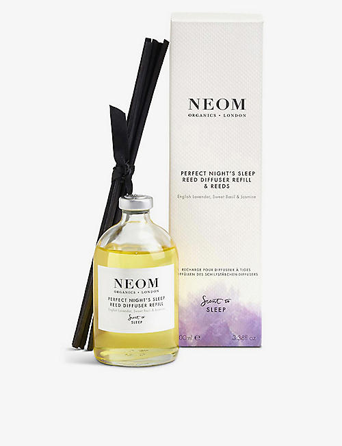 NEOM LUXURY ORGANICS Tranquility reed diffuser refill 100ml
