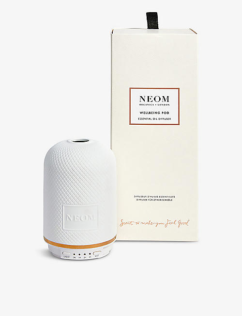 NEOM LUXURY ORGANICS Wellbeing pod essential oil diffuser 13cm