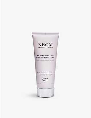NEOM: Perfect Night's Sleep Magnesium body butter 200ml