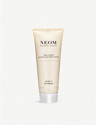 NEOM: Real Luxury Magnesium body butter 200ml