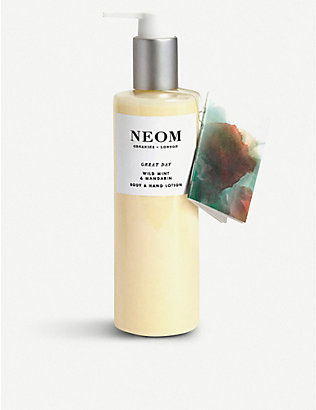 NEOM: Great Day body and hand lotion 250ml