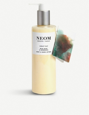 NEOM LUXURY ORGANICS Great Day body and hand lotion 250ml