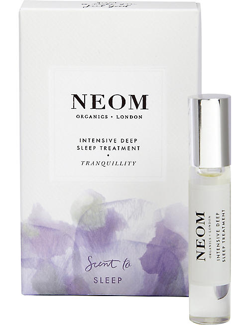 NEOM LUXURY ORGANICS Intensive deep sleep treatment