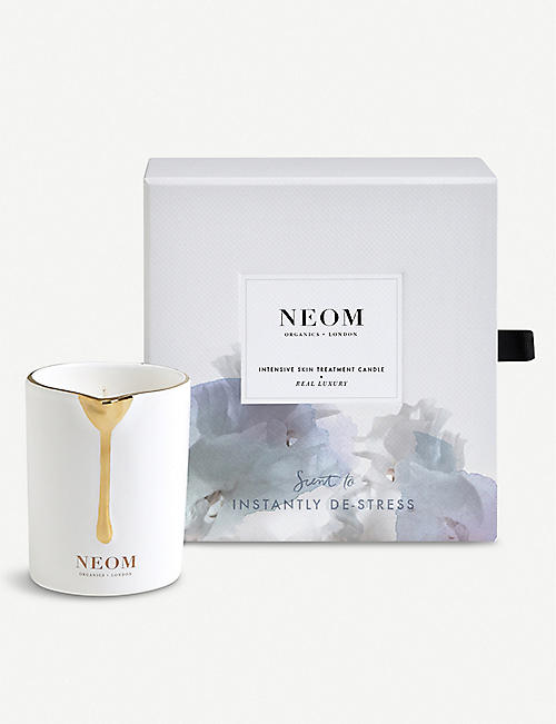 NEOM LUXURY ORGANICS Skin treatment candle