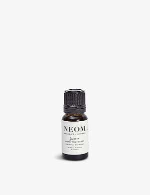 NEOM LUXURY ORGANICS Scent to Make You Happy essential oil 10ml