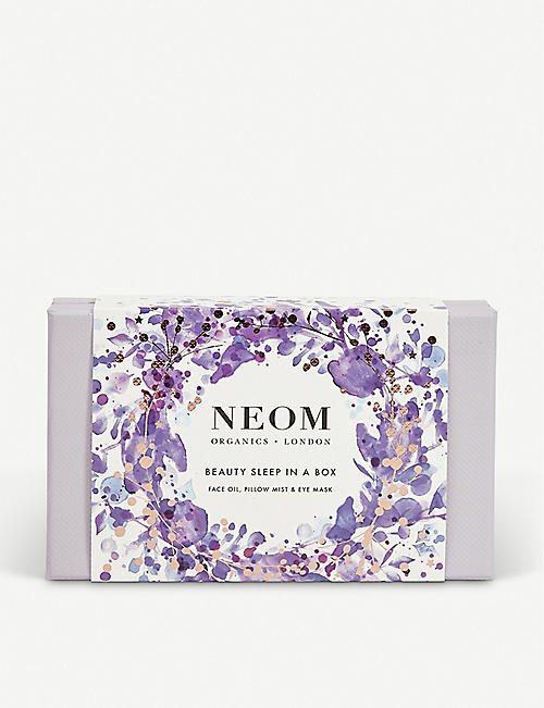 NEOM LUXURY ORGANICS Beauty Sleep In A Box Gift Set