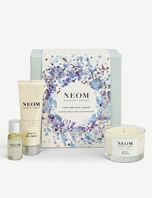 NEOM LUXURY ORGANICS Time for Real Luxury Gift Set