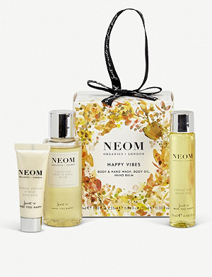 NEOM LUXURY ORGANICS Happy Vibes set