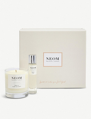 NEOM LUXURY ORGANICS WELLBEING FOR DAY & NIGHT