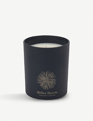 MILLER HARRIS Cassis en Feuille scented home candle 185g