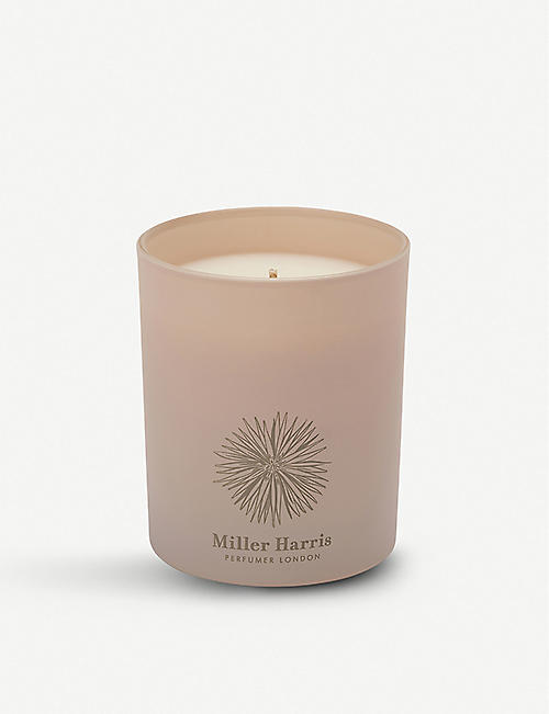 MILLER HARRIS: Digne de Toi scented home candle 185g