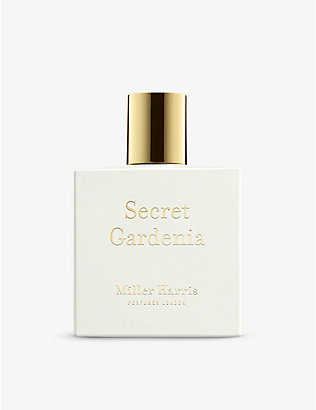 MILLER HARRIS: Secret Gardenia eau de parfum 50ml