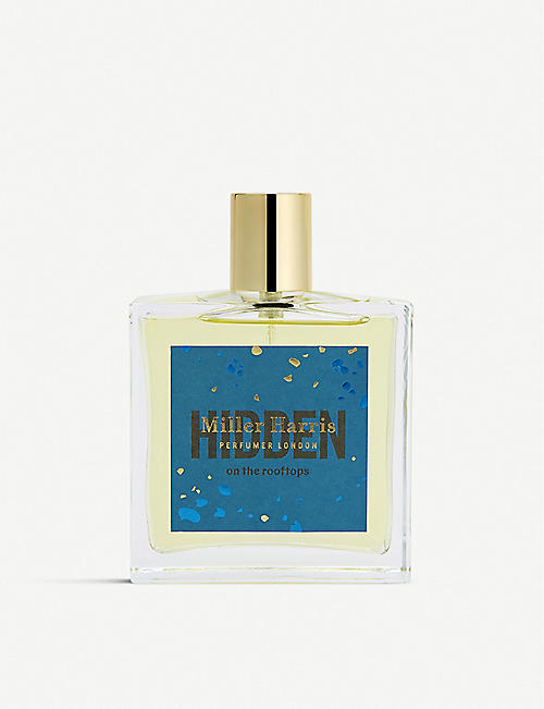 MILLER HARRIS Hidden on the Rooftops eau de parfum 50ml