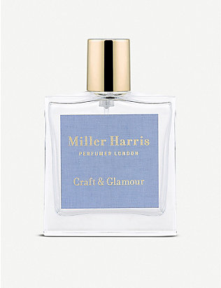 MILLER HARRIS: Craft and Glamour eau de parfum 50ml