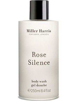 MILLER HARRIS Rose Silence Body Wash 250ml