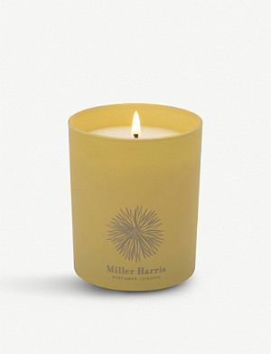 MILLER HARRIS Reve de Verger scented home candle 185g
