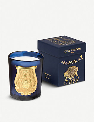 CIRE TRUDON: Maduraï scented candle 270g