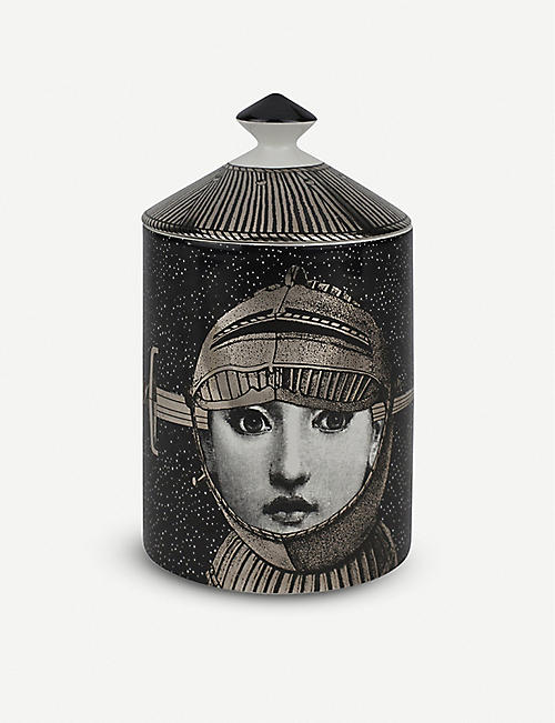 FORNASETTI: Armatura scented candle 300g