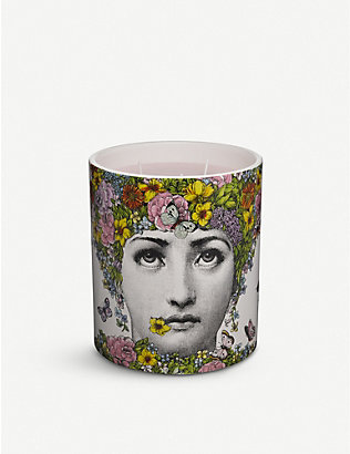 FORNASETTI: Flora scented candle 1.9kg