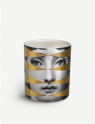 FORNASETTI: Losanghe scented candle 1.9kg