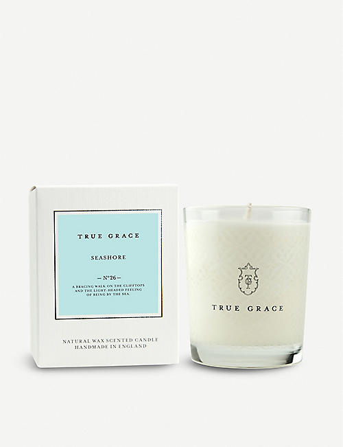 TRUE GRACE Village Seashore scented candle 190g