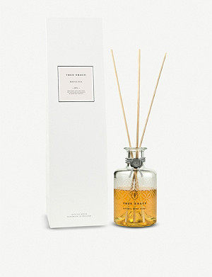 TRUE GRACE Village white tea reed diffuser 200ml